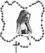 Please Join Us In Praying The Living Rosary Sunday, August 13, 2017 at 2:00 P.M. St.