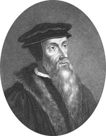 Calvinism Calvinism was founded by John Calvin, a French humanist who did his most influential work in Geneva, Switzerland. In 1541, Calvin took over the leadership of the reform movement in Geneva.