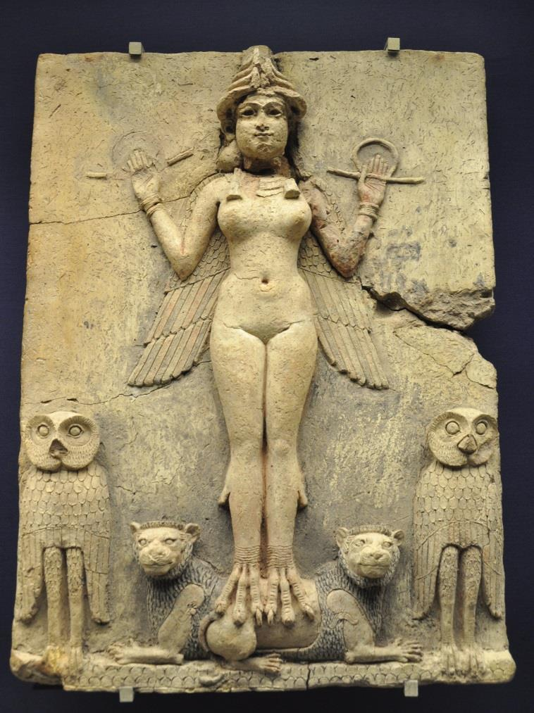 Sumerians were polytheistic. Their pantheon of gods and goddesses tied to natural phenomenon and human passions.