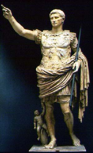 Octavian or Augustus (same person) is often credited with being Rome s greatest emperor.