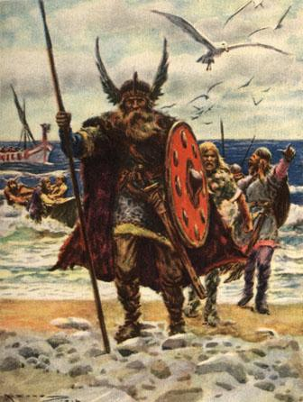 Germanic tribes from Scandinavia Raided Northern Europe 9 th -11 th Centuries Fierce