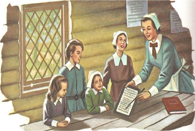 Education: Colonists placed a high value on education despite the difficulties they confronted