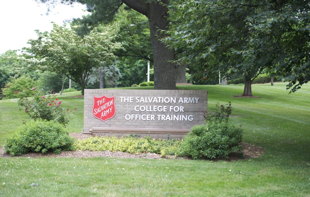 Welcome to The Salvation Army College for Officer