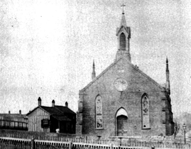 Concord later became the First Presbyterian Church. SS.