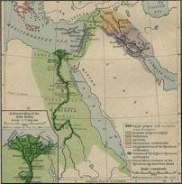 Egypt In ancient Egypt, the Nile River flooded every year providing fertile farmland in the