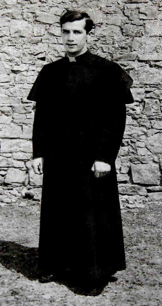 Father John J Cantwell