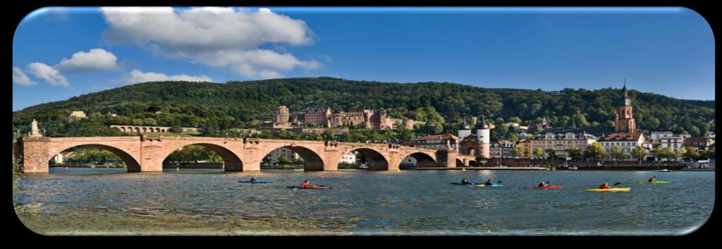 NECKAR RIVER, HEIDLEBERG DAY 5 Mainz Today we visit the birthplace of printing, the Gutenberg Museum where the evolution of printing is documented, and Gutenberg s first Bible is on display; also the