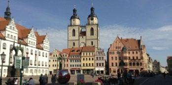 (B/D) Hotel: Best Western Plus Hotel Excelsior Day 4: Monday, October 9, 2017: Erfurt Our local guide will take us on a tour including St. Mary s Cathedral, St.