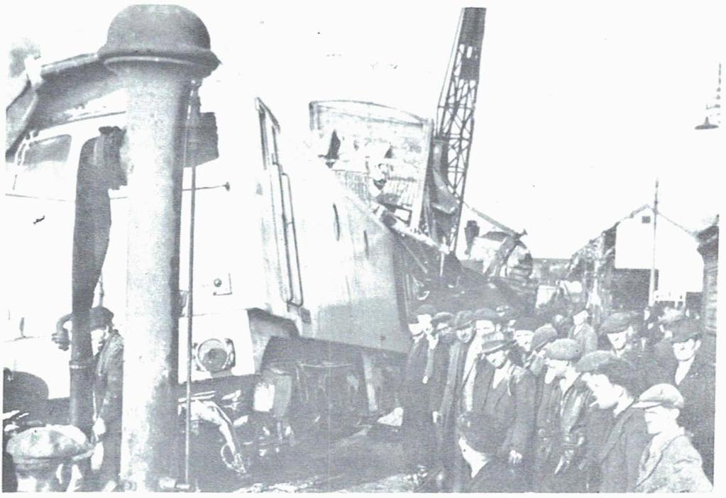 Mallow Rail Crash,