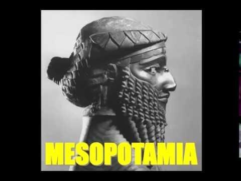 Let s rewatch the Mesopotamia song to