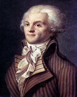 The Reign of Terror The political group the Jacobin Club forms the Committee of Public Safety is was led by Maximillian Robespierre.