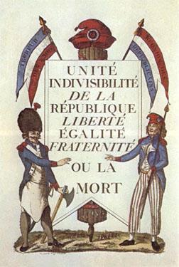 1792 - Despite Gains, Fear Persists Upon returning, French mobs attack King because he was aligned with
