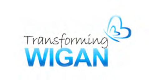 Transforming Wigan There are three key goals undergirding the strategy to fulfil the vision: Transforming Wigan is a Church of England initiative to renew the life of the Church in Wigan in order to