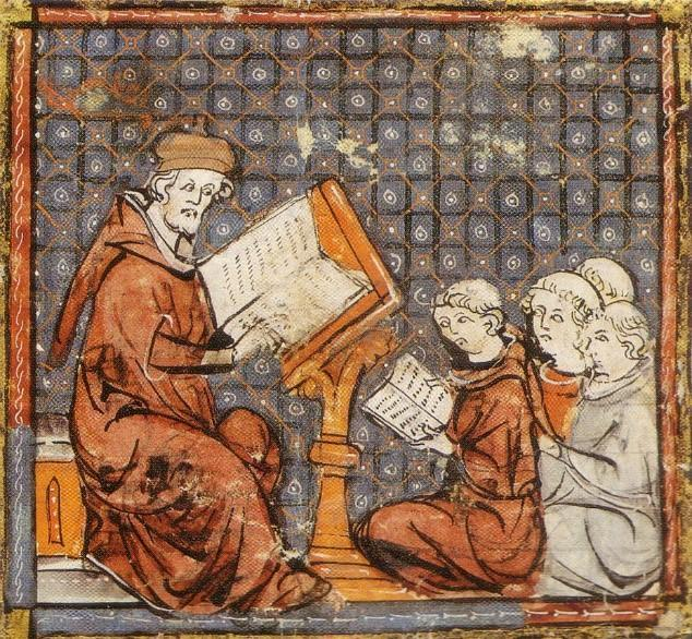 Education in the HRE Charlemagne gathered a group of Anglo-Saxon & Irish clergy Kept literacy alive in Europe after fall of Rome Reformed palace school at Aachen Founded monastery