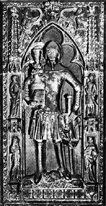 Günther (1349) Shortest Reign as Emperor recorded Defeated by Charles IV for the German Throne Accepted 20,000 Silver Marks