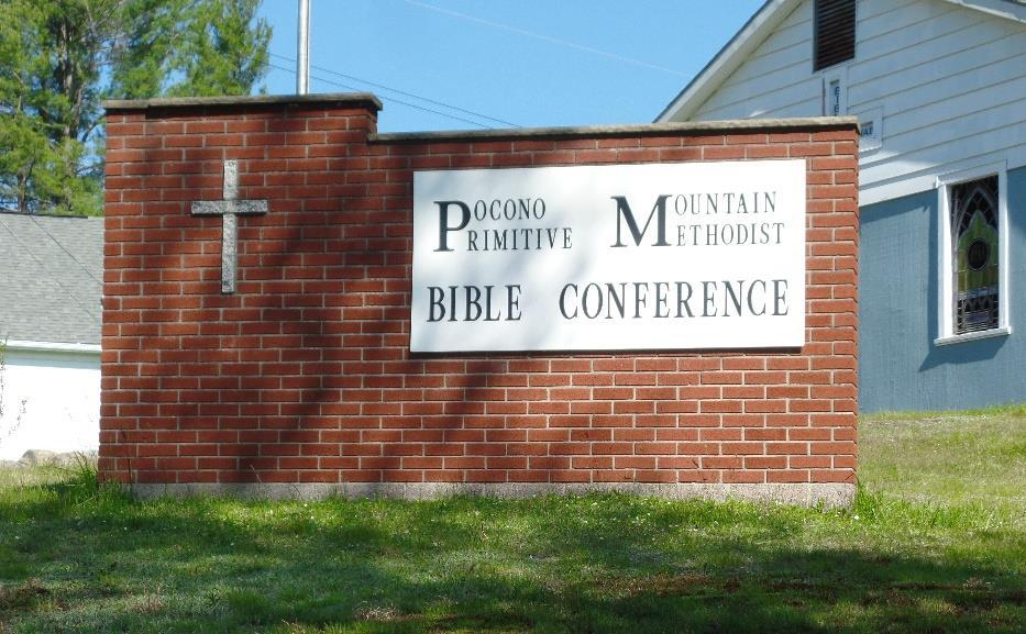 Pocono Mountain Bible Conference Spring 2016 Newsletter Not I, But Christ 2016 SUMMER STATUS FIRST TIME CAMPER FREE PROGRAM Less than 30 days = Start of Summer Camp!