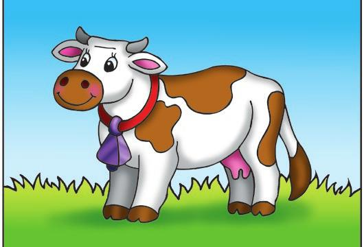 June 28, 2015 for families of Toddlers & 2s God Made Big Animals Genesis 1:20-25 Can you point to the big cow? The cow says moo, moo. Thank You, God, for making big cows.