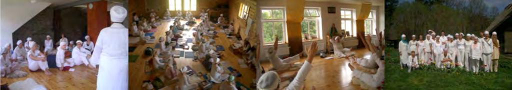 CURRICULUM: MODULE 1: FOUNDATIONS OF KUNDALINI YOGA:Yoga Origins, Types, Lineage and Becoming a Teacher What is Yoga; it s origins and history up to present.