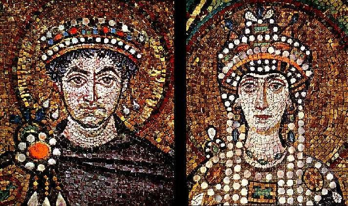 The Reign of Justinian The height of the first period of Byzantine history (324-632)