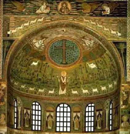 Increase in Church Wealth Between the 4th and 6th centuries, the patriarchs of