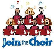 Come join the choir and help make a joyful noise unto the Lord! Everyone is welcome and no experience is necessary! Join us in the sanctuary for an hour of practice starting at 8:45am every Sunday.