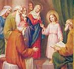 The Visitation MEDITATION: And