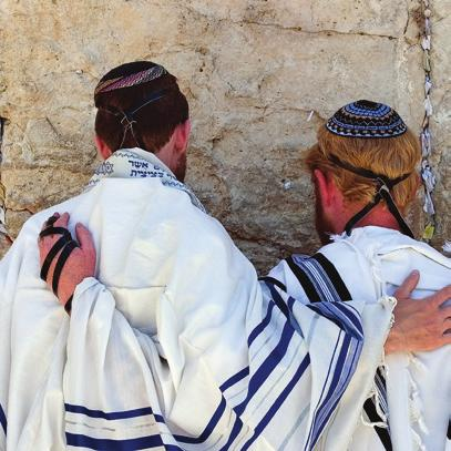 WHAT WE DO & WHY Jewish Voice Ministries brings the Good News the Gospel of Yeshua to people who are Jewish according to the flesh.