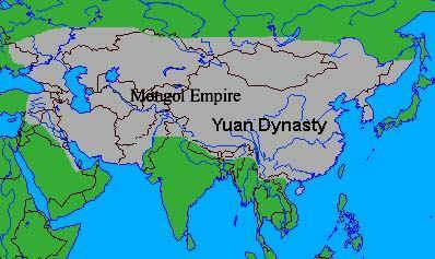 Mongol Dynasty Kublai Khan Khan was another grandson of Genghis Khan, completed the job of conquering China.