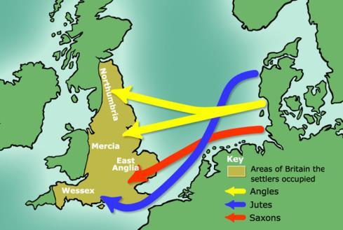 The Rise of Anglo Saxon