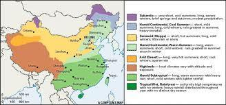 ANCIENT CHINA GUIDED NOTES Name: The Geography of China s River Valleys 1.