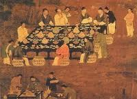 The oldest male was the center of authority. 9. The ancient Chinese were the first people to use two names.