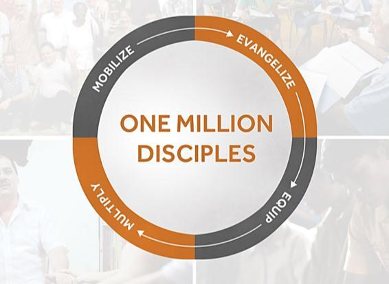 Engage 500 church partnerships Send 1,000 annual short-term mission trip participants Engage 5,000 prayer partners EVANGELIZE: Reach 120 million people