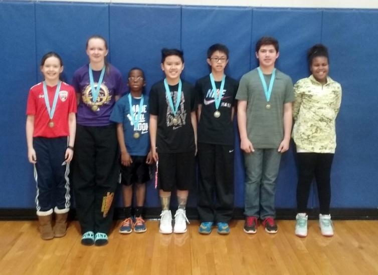 Free Throw Competition: The District's regional Free Throw Competition was held on Saturday,
