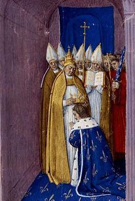 L e s s o n O n e H i s t o r y O v e r v i e w a n d A s s i g n m e n t s Charles Martel and Pepin the Short Reading and Assignments Pepin the Short by Jean Fouquet Before we can begin studying the