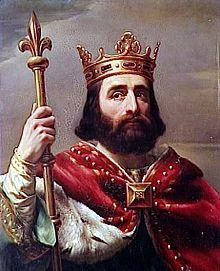 Charles Martel is said to be the hero of this battle. The name Martel was given to him for his bravery. Marteau is the word for hammer in French. Charles crushed his enemies like a hammer.