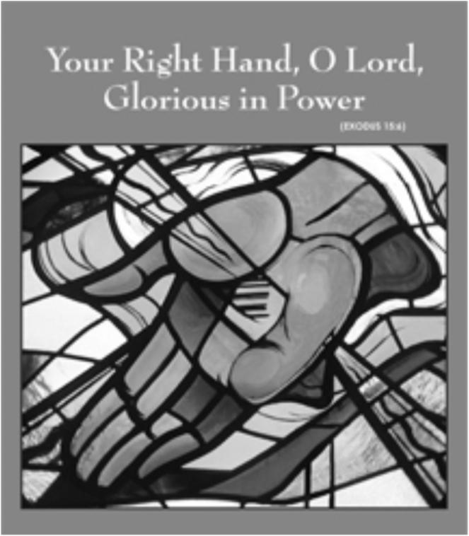 "Week of Prayer for Christian Unity January 18-25, 2018 ""Your right hand,0 Lord, glorious in power"" (15:6) The liberation and salvation of God's people comes through the power of God."