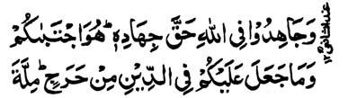 He knows all that is before them and all that is behind them, and to Allah all matters return (for decision). 77. O you who believe!