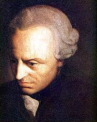 Today we turn to the work of one of the most important, and also most difficult, philosophers: Immanuel Kant.