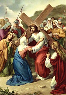 Object of the Way of the Cross To make a pilgrimage, in spirit, to the main scenes of Christ s suffering and death