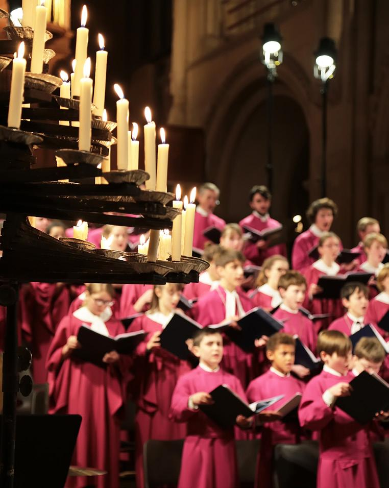 A feast of Christmas music both sacred and secular! Tickets priced 12-20 and available online via cathedral.org.uk, at the and Norwich Theatre Royal (01603 630000).