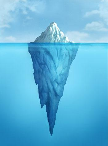 UNDERSTANDING DIFFERENCES: ICEBERG MODEL Differences are deep Surface, visible Language Dress Food