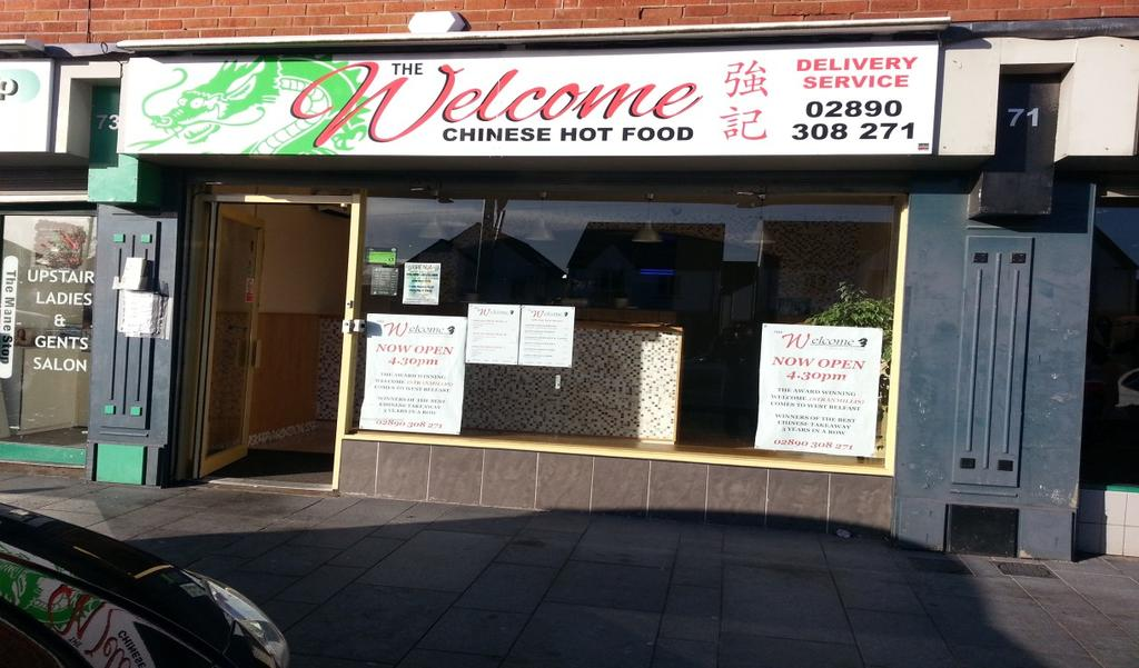 8 31ST MAY 2015 BEST CURRY IN WEST BELFAST Come and try our curry