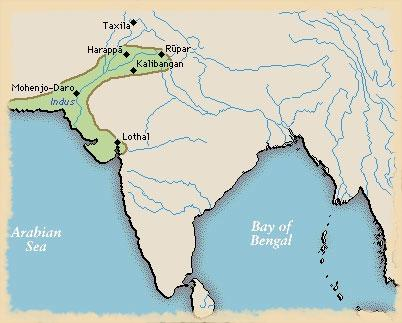 Indus River Valley civilization (Harrapa and Mohenjo- Daro) Harrapa and