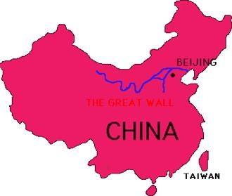 China Chinese civilization flourished along the Huang He (Yellow River) where it was shielded from attack by physical barriers. A number of dynasties ruled China.