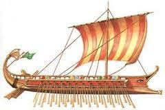 Trading Peoples: The Phoenicians To protect trade routes and resupply ships, the Phoenicians set