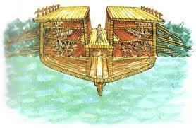 the people of Tyre set up a colony at Cartage, in northern Africa, which would become one of the