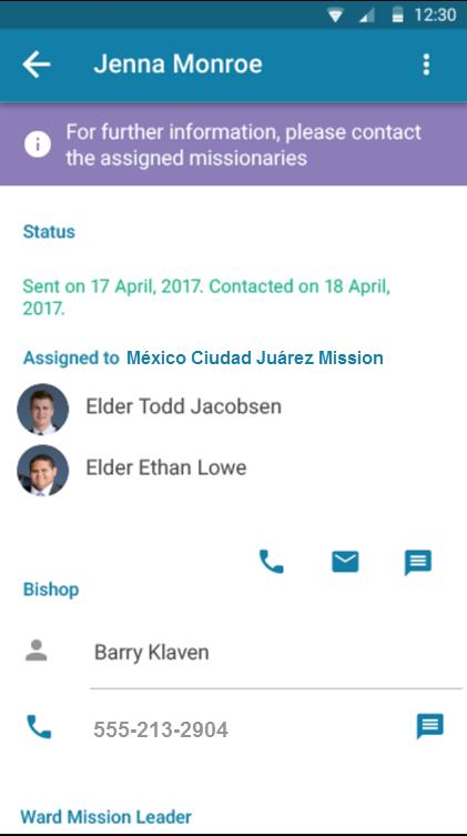 LDS Tools Experience Ethan Monroe Sent on 21 March, 2017.