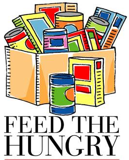 anytime during the week. The St. Kilian Food Pantry provides groceries to people in need each week.
