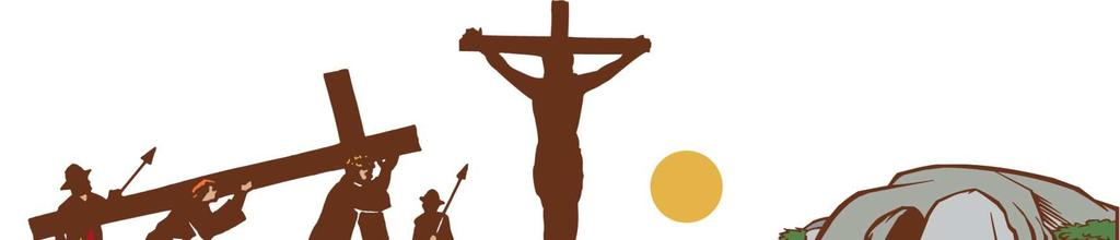Blaise Parish will be presenting the Stations of the Cross through the use of music, drama, dance, readings and media.