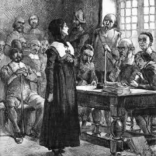 Trouble in the Bible Commonwealth Anne Hutchinson She claimed that a holy life was no sure sign of salvation and that the truly saved need not bother to obey the law of either God or man